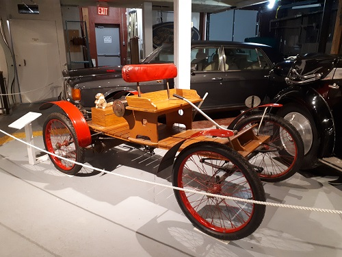 - Our loving restored 1902 Orient Buckboard was produced by the Waltham-Orient Company in Massachusetts. The Orient Buckboard was a light and simple vehicle, known for taking first prize at racing competitions across America due to its speed and small size.The Waltham-Orient Company was also credited with producing the first American motorcycle. They also produced bicycles, motorized tricycles, and quadricycles.