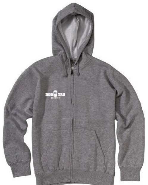 Only about a dozen hoodies left! Link in bio . . dogtagbrewing.org/gear