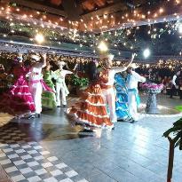 Puerto Rico's premier wedding destination, the Hacienda comes alive convivially many nights of the year.