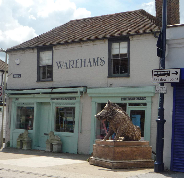 Warehams-whitstable