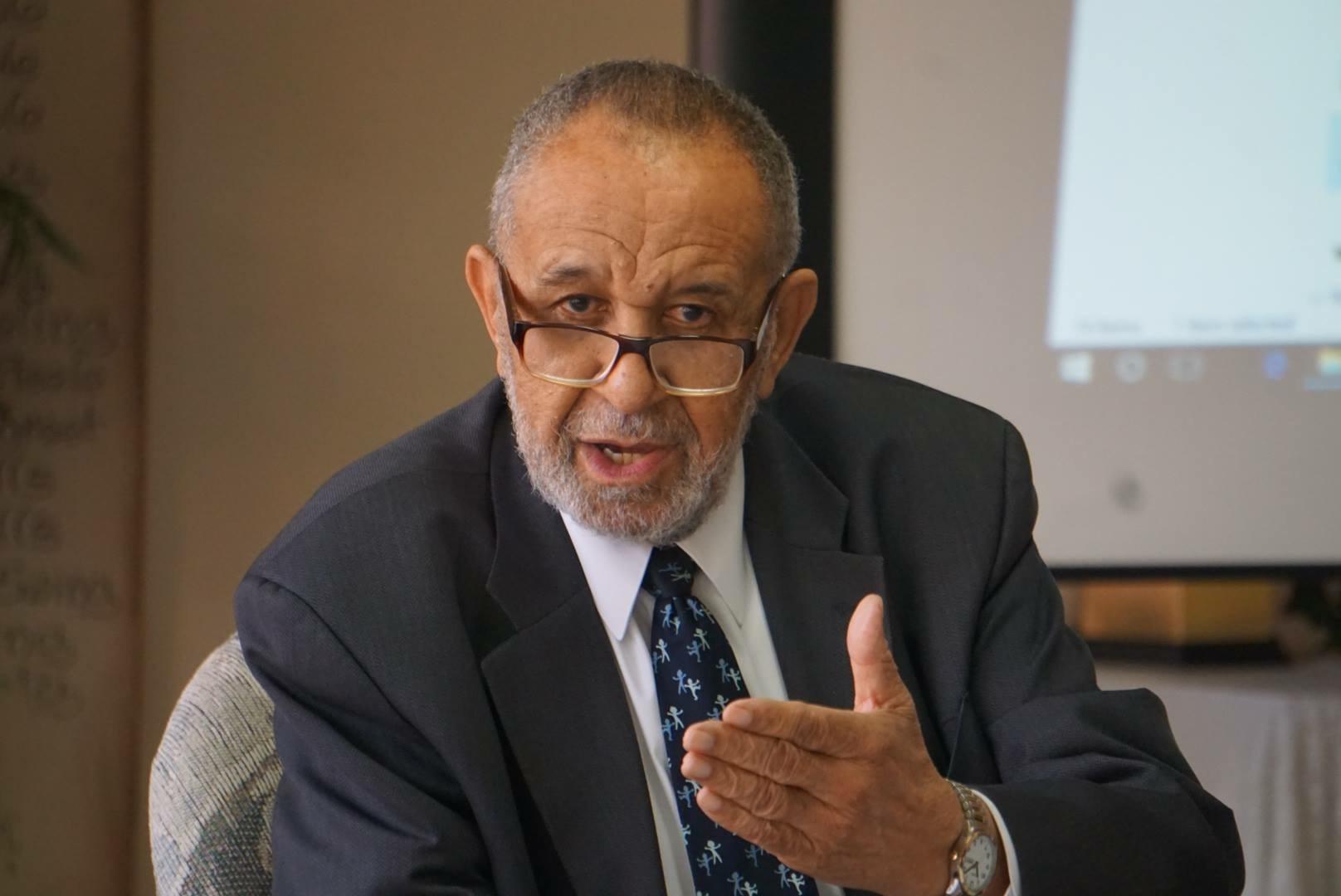 The Rev. Gil Caldwell