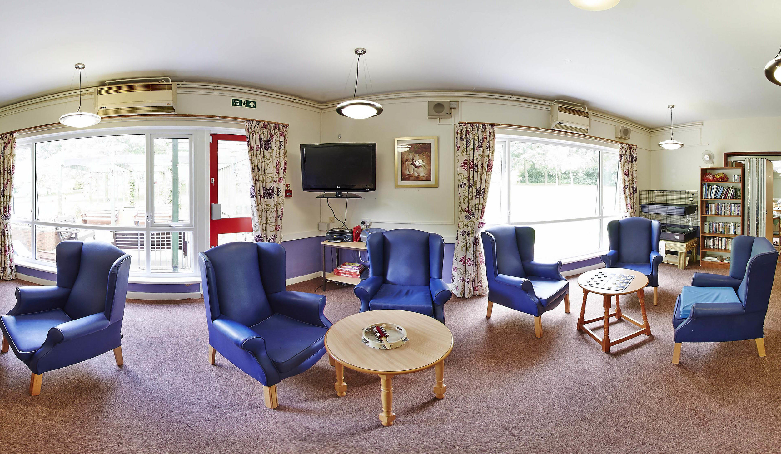 Selly wood house nursing home  This was a small tour to show a few rooms at a nursing home in Birmingham, the client only needed enough to give the viewer a better perspective on the home's layout and facilties, great for family members when having to decided on which care home to choose.