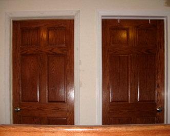 New Matching Door