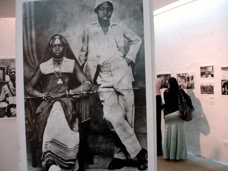 Go Down Arts Centre - Nairobi, Kenya (Kenya's Nubians: Then & Now)