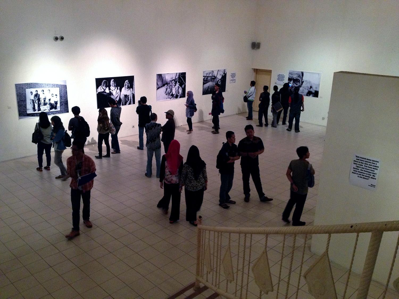 Jogja Gallery - Yogyakarta, Indonesia (Exiled To Nowhere: Burma's Rohingya)