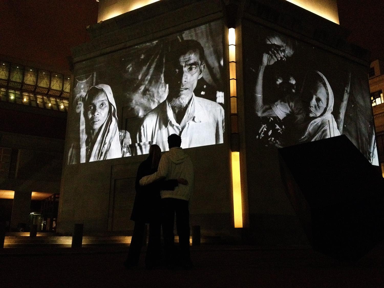 US Holocaust Memorial Museum - Washington, DC (Exiled To Nowhere: Burma's Rohingya)