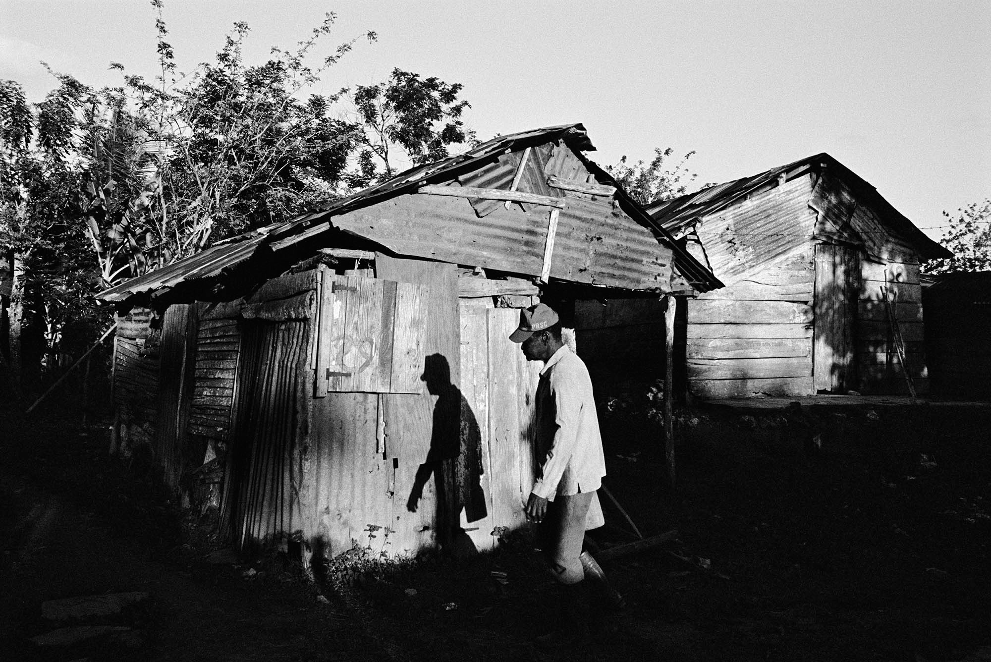 Deep rooted discrimination against ethnic Haitians in the Dominican Republic have left tens of thousands stateless in the county. Large number of Dominico-Haitians live in squalid slum-like settlements throughout the country called 'bateyes'.