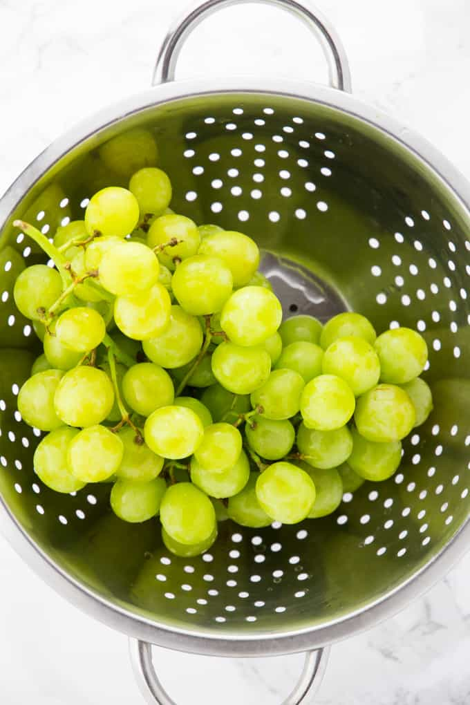Chris Parisi's Pick of The Week: Seedless White Grapes