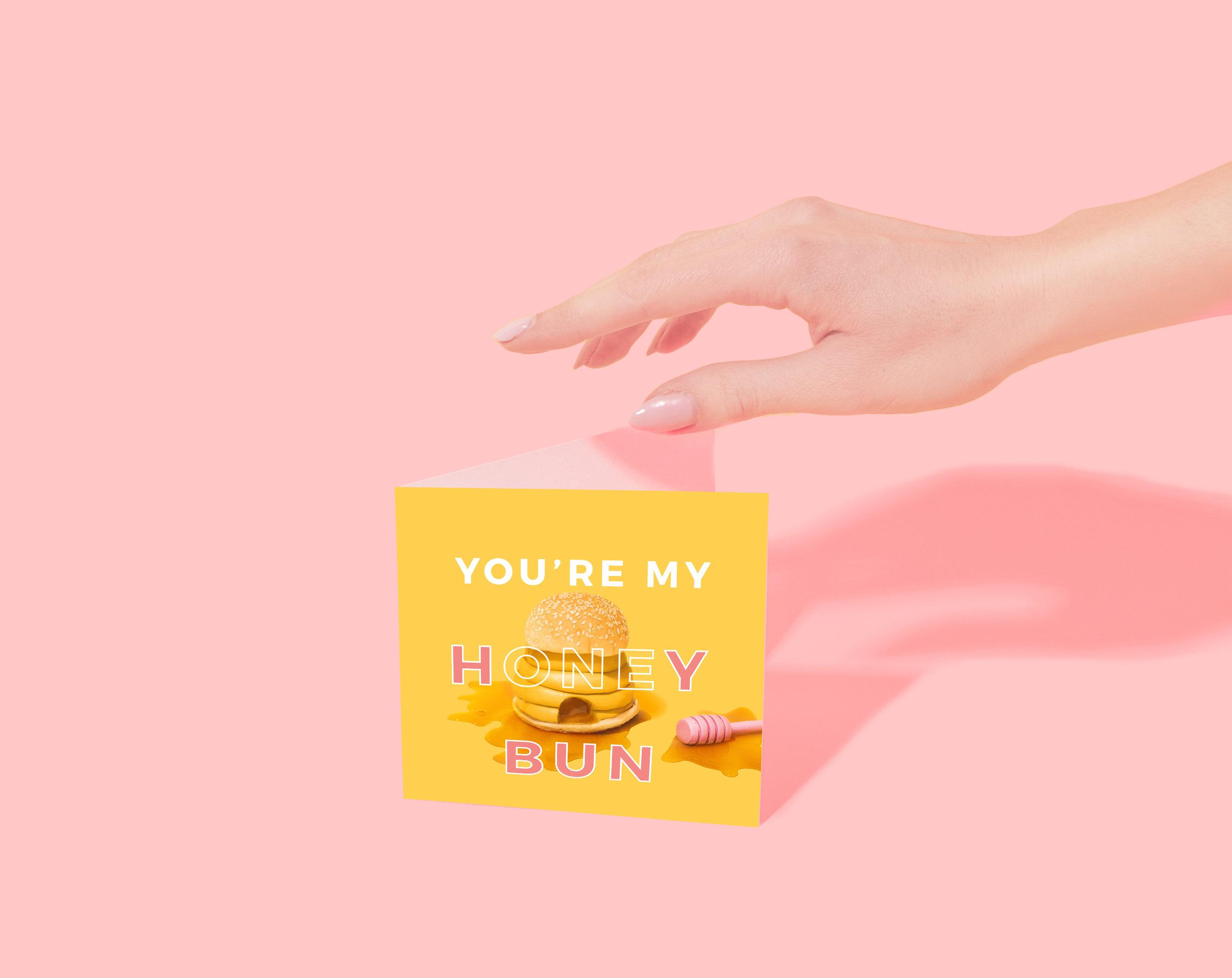 2. You're My Honey Bun