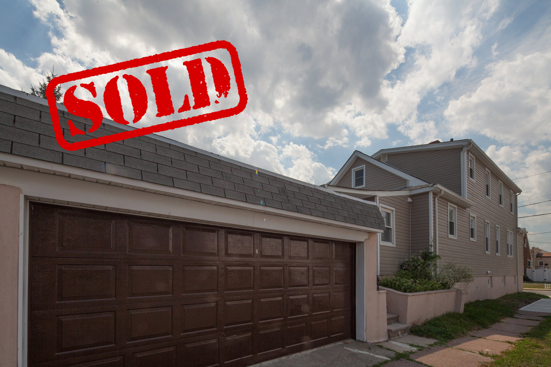 122 GOLD STREET, NORTH ARLINGTON NJ - $350,000 // sold