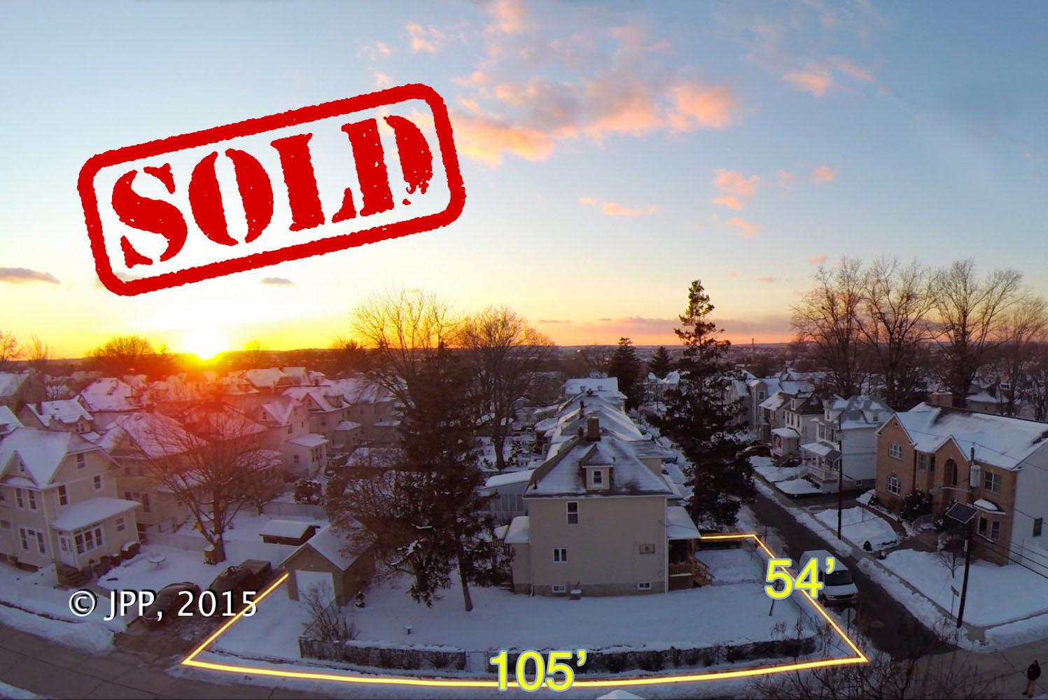 37 gordon street, ridgefield park nj - $295,000 // sold