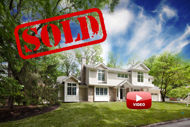 205 FRANKLIN STREET, HAWORTH NJ - $1,115,000 // sold
