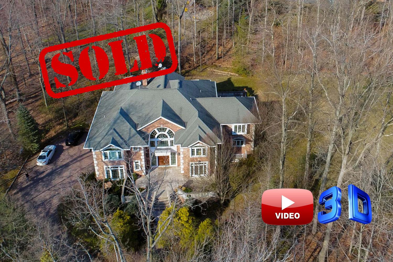 19 woodhill terrace, tenafly nj - $1,650,000 // sold