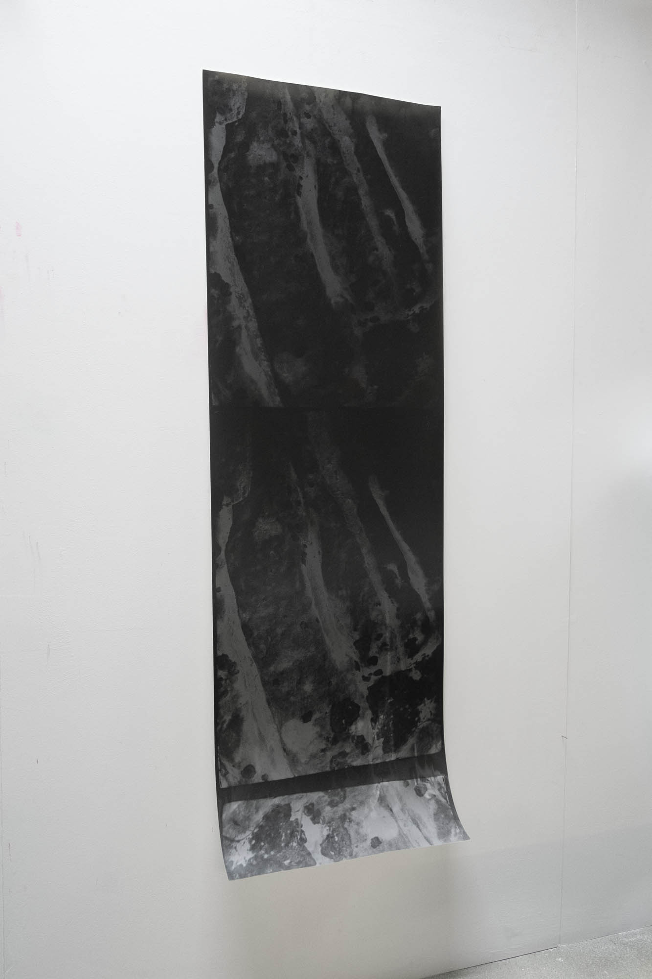 "Silver gelatin print  20""x80""  2018"