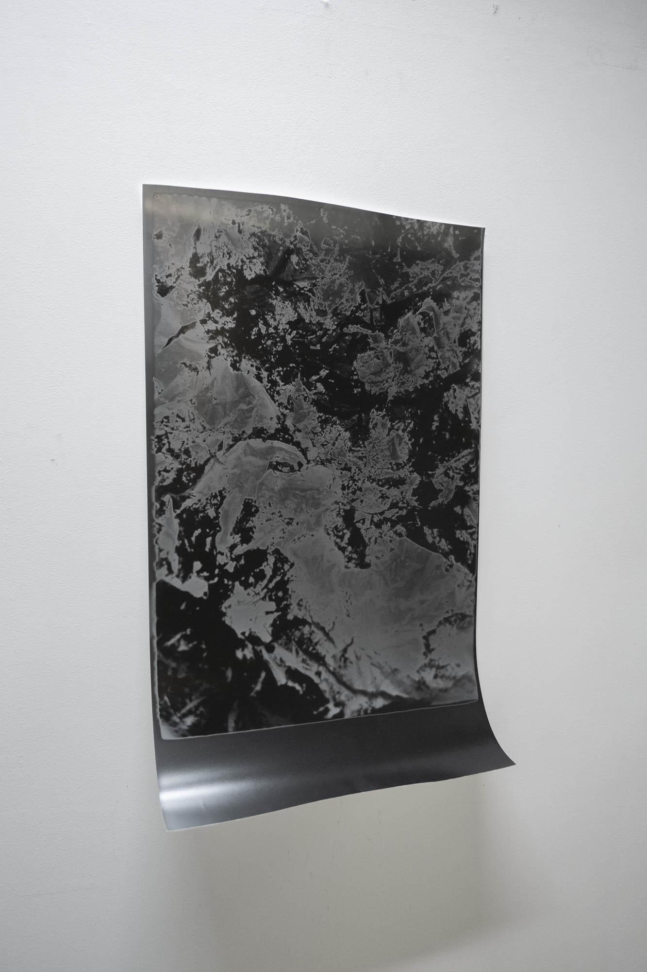 "Silver gelatin print  20""x60""  2018"
