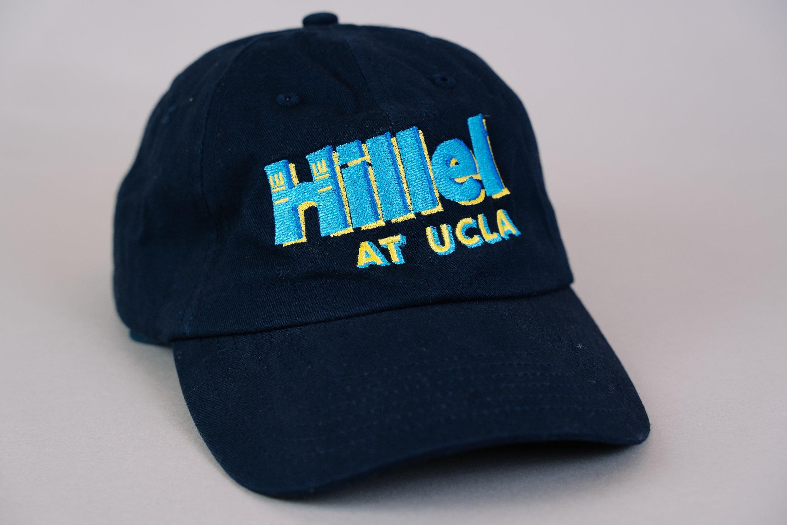 UCLA HILLEL:   Apparel Graphics