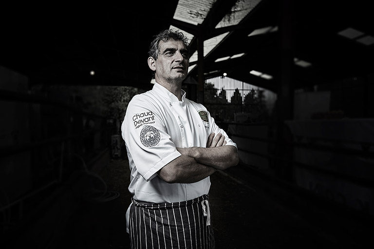 Chef,Bruno Loubet