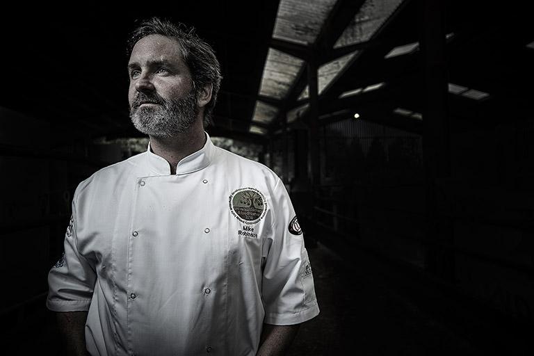 Chef, Mike Robinson