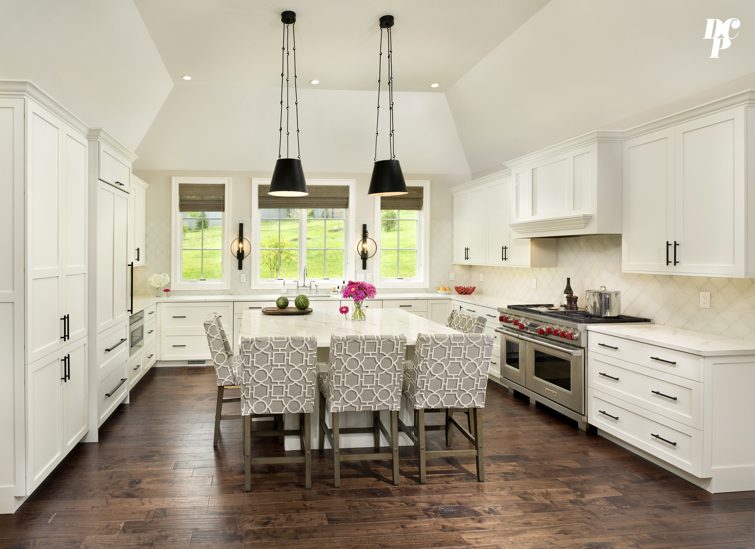 One of many kitchen shots from last week.  Waterbury Design