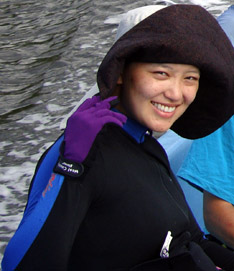Dr. Jenny Chow Maritime Archaeologist & Waterlogged Wood Preservation Expert.