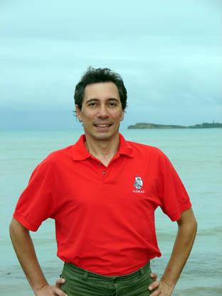 Dr Francois Gendron in Monte Cristi