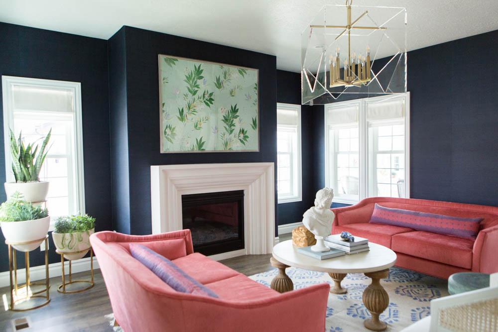 Photography by  Kate Osborne  Design by  House of Jade Interiors
