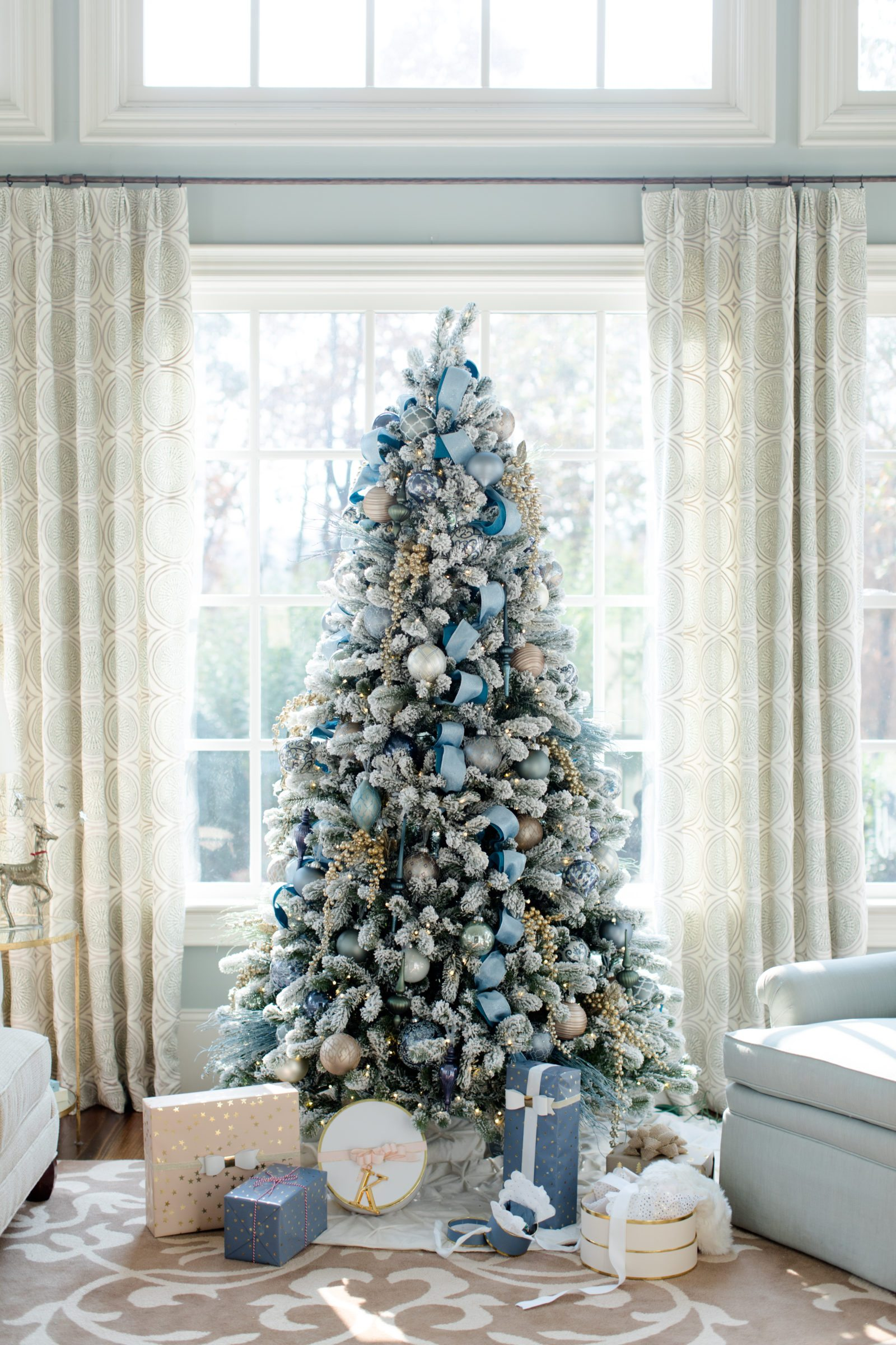 Colorful Christmas Tree Inspiration Interior Design Interior Designer Lafayette Moraga Orinda Ca