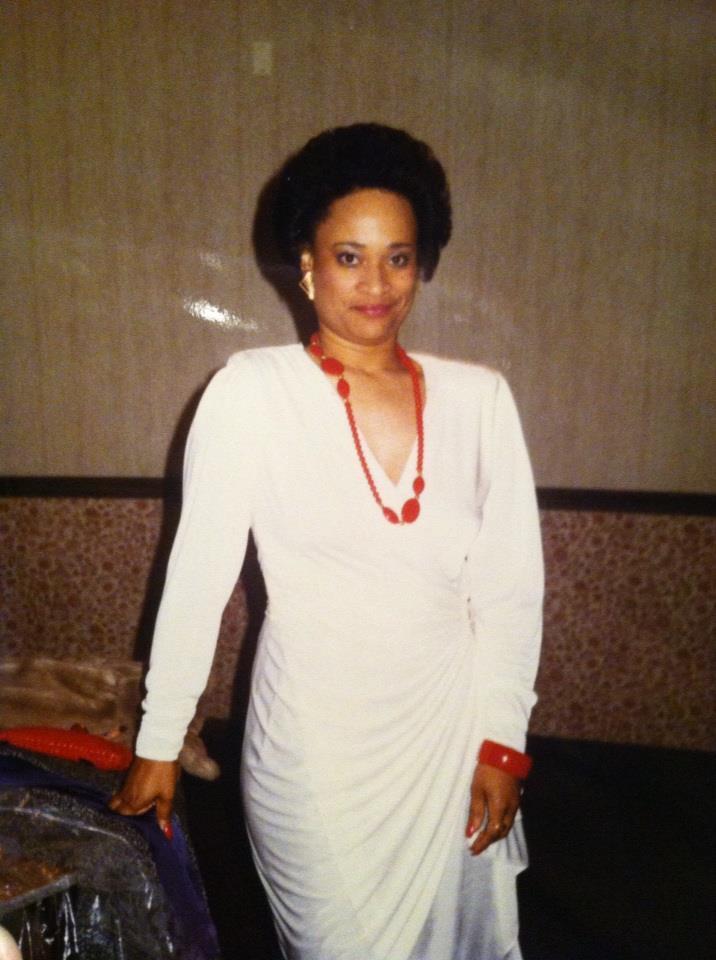 Elaine Eccleston- Denmark in Jamaica