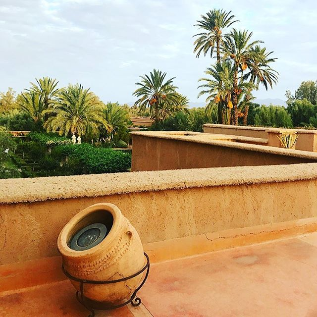 Missing this gorgeous desert oasis in Morocco, featured in the #CrushGlobal Marrakech guide. 👀#LinkInBio