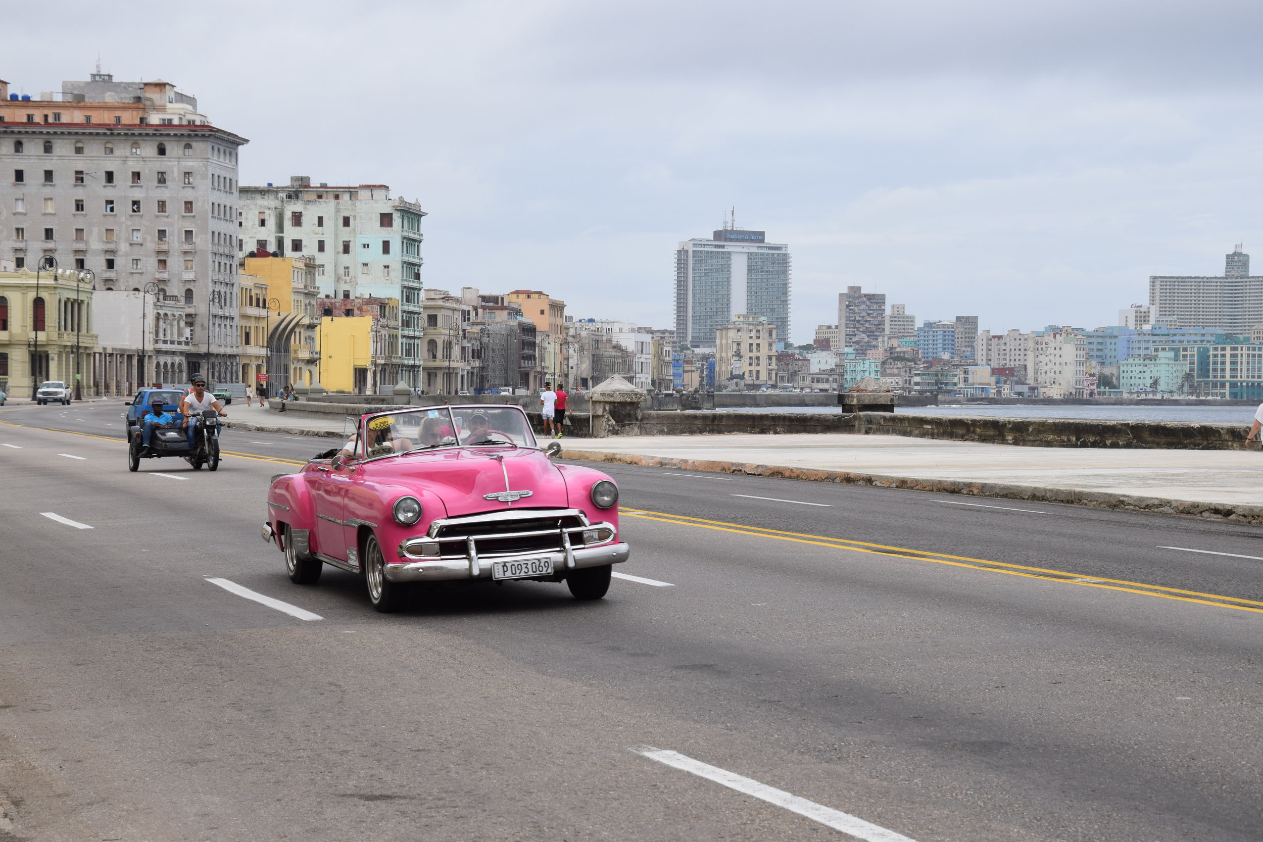 HAVANA - Travel back in time to a land of pink cadillacs, AfroCubano culture, and the sound of salsa music echoing through the streets. Our 100% custom-designed 4-day guides are curated so that you can make the most of this incredible and culturally rich city.