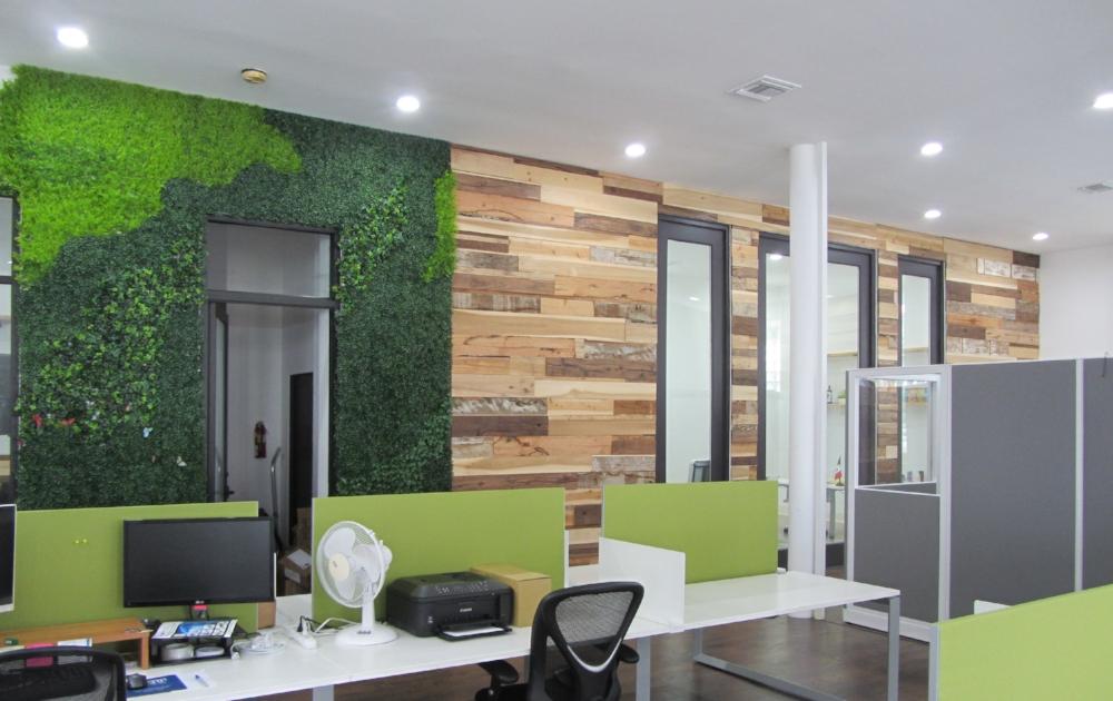 We Build Working Spaces