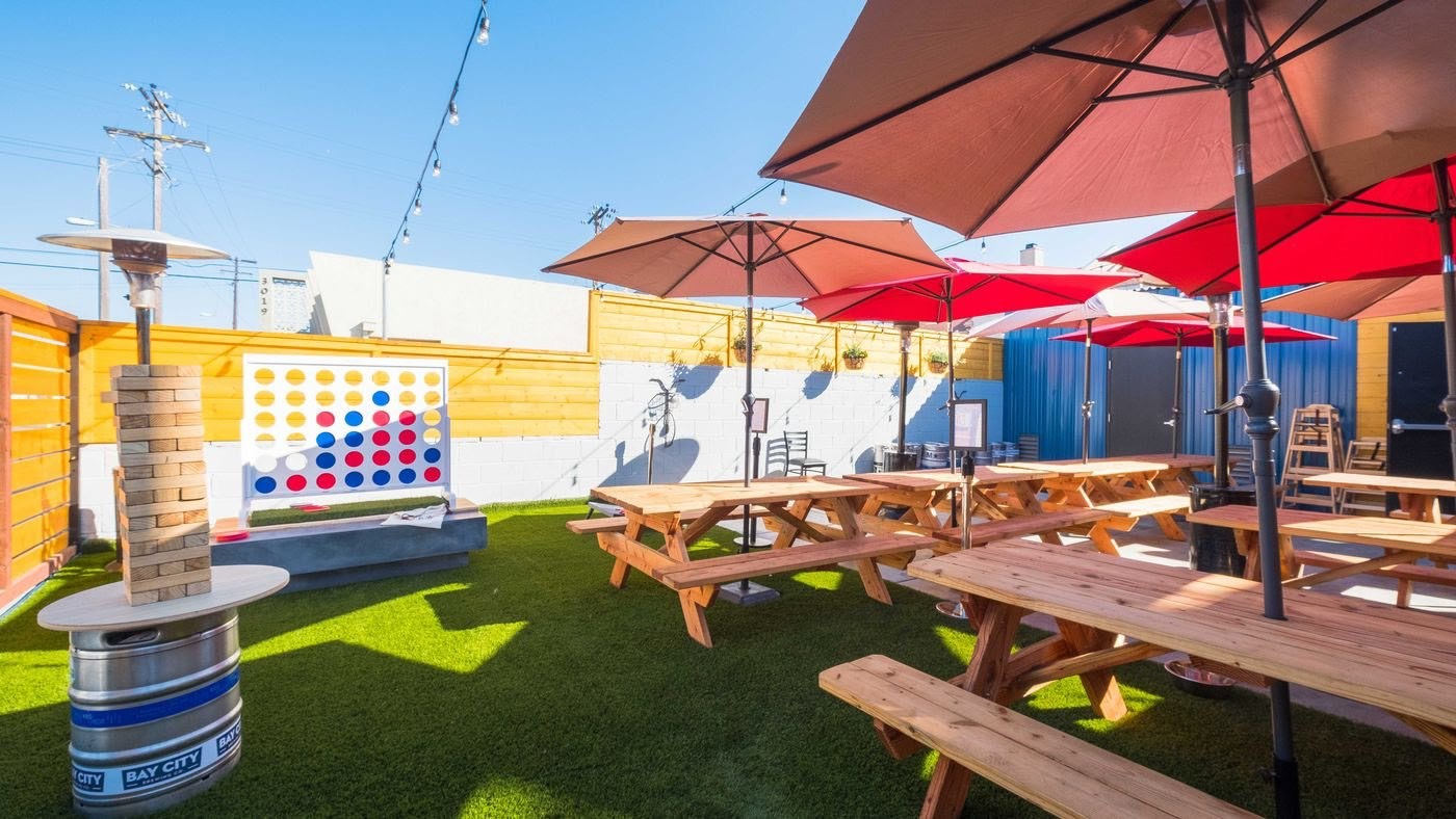 We Build Outdoor Spaces
