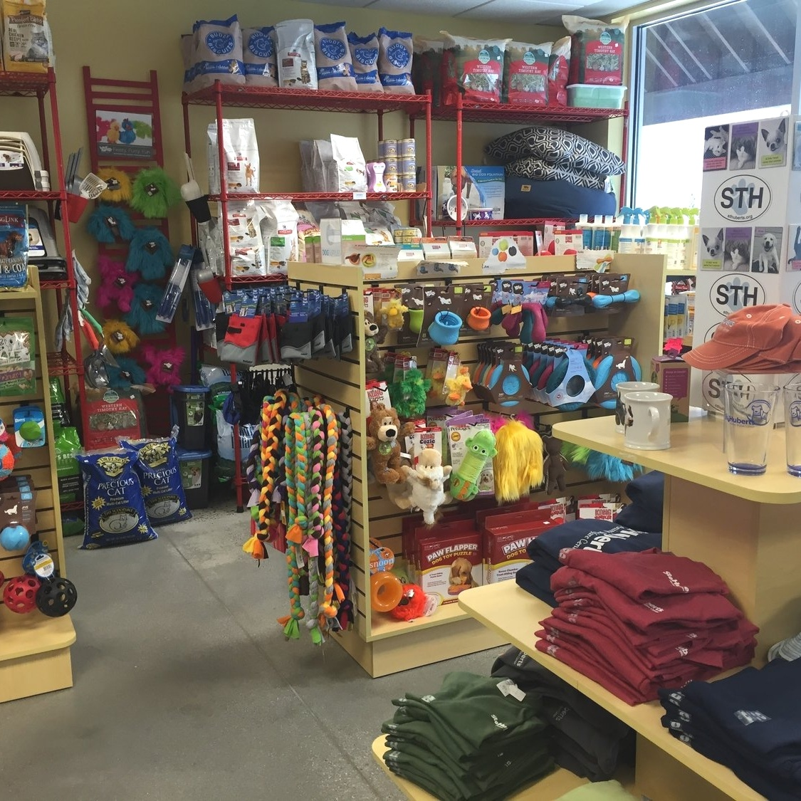 Shop To Give at Buddy's Boutique -