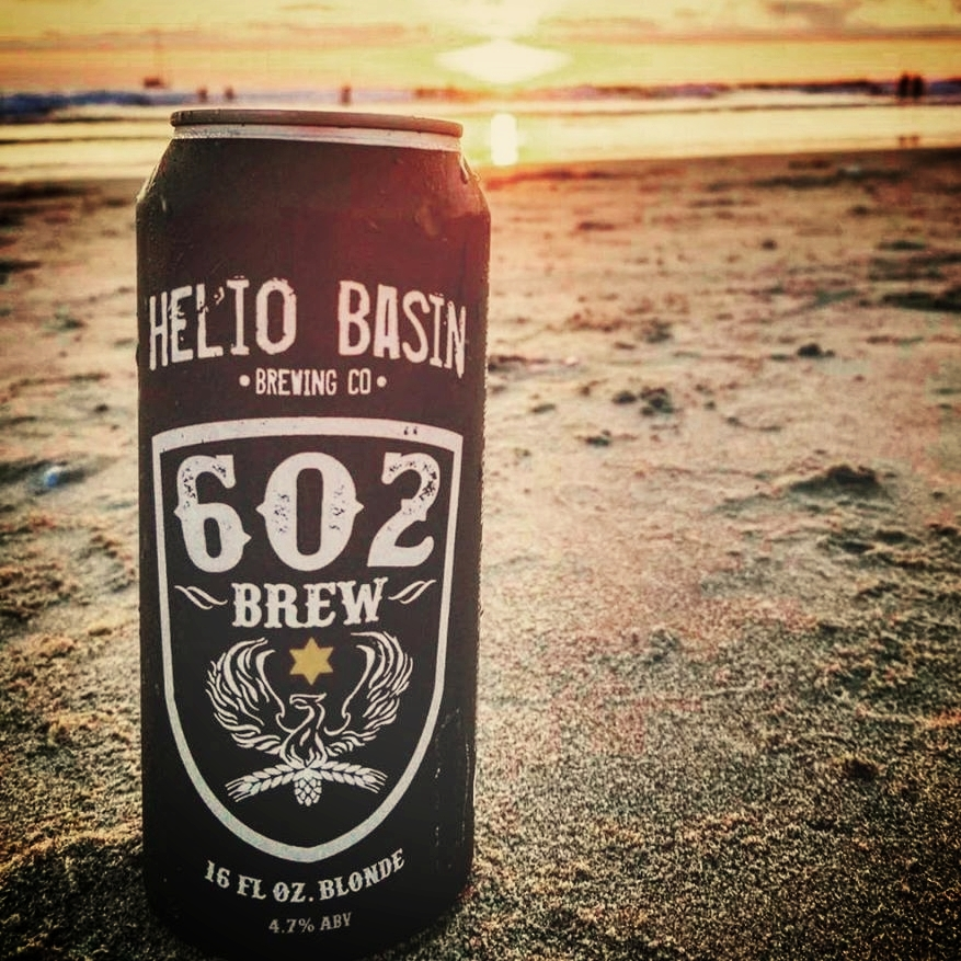 602 Brew - Blonde   Ranked the #156 best beer in the world by Beer Connoisseur