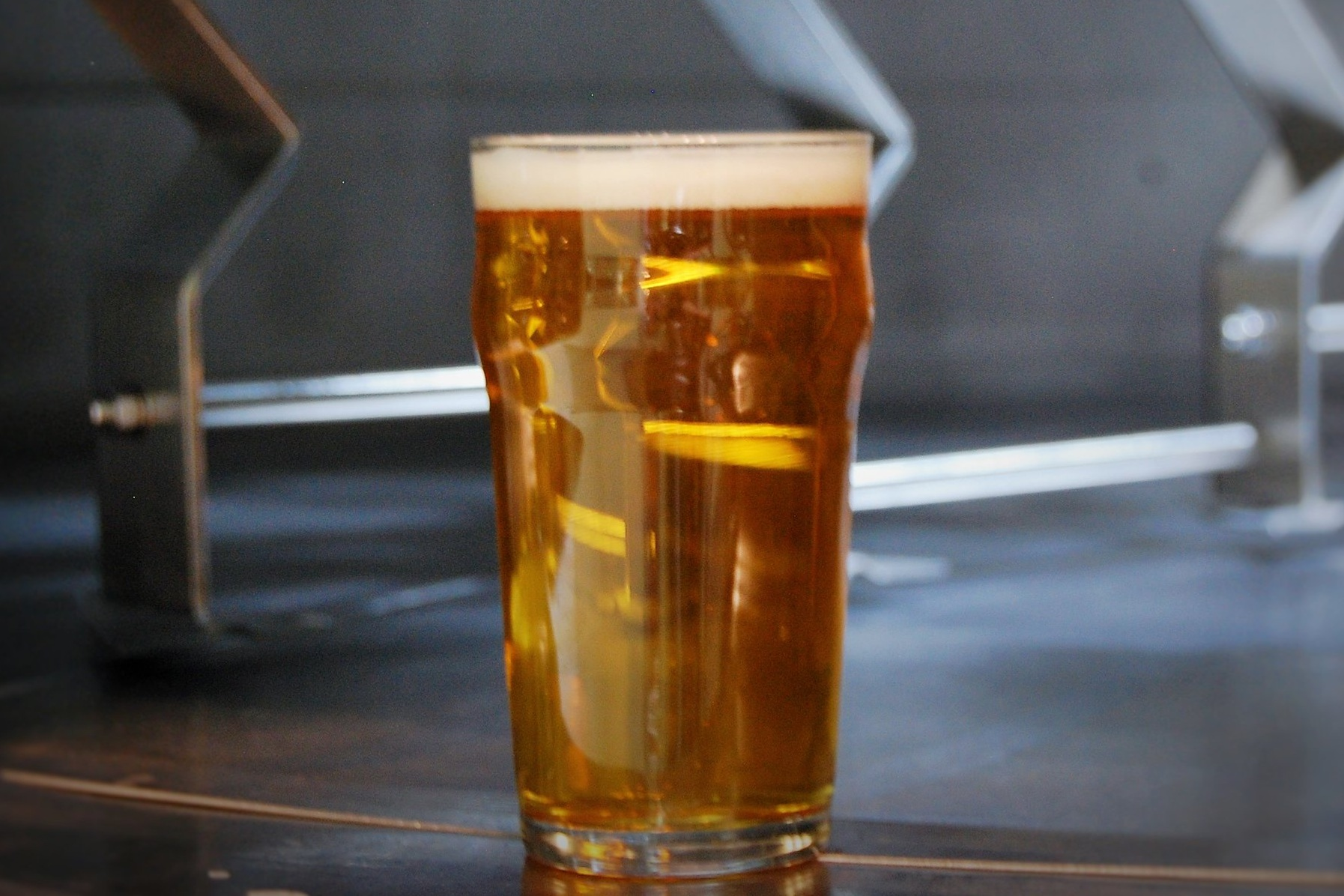 American Pale Ale - Clean Pale Ale with a strong hop presence from classic American hops. A simple malt bill and hop profile blended to create this underappreciated style.5.5% ABV 50 IBU