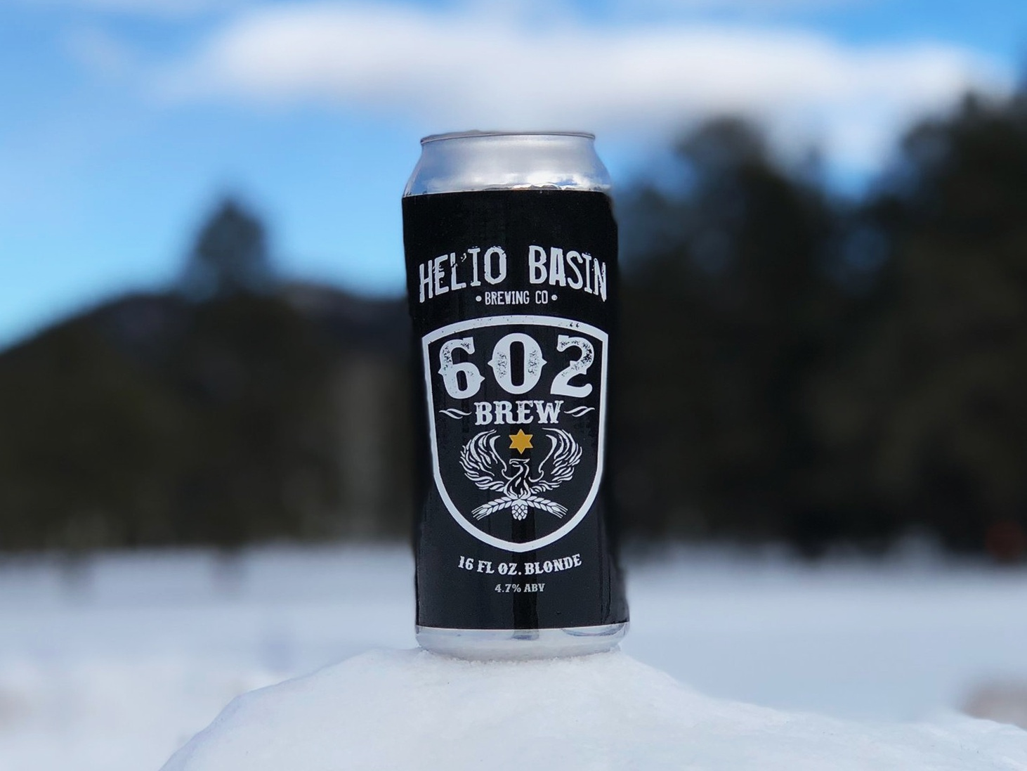 602 Brew Blonde#156 - Ranked the #156 best beer in the world