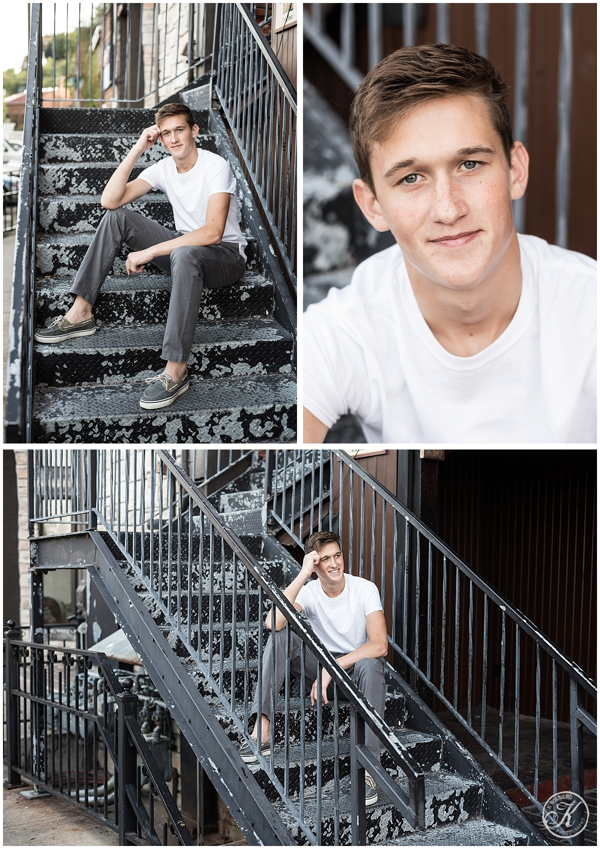 Minnesota Senior Portrait Photographer