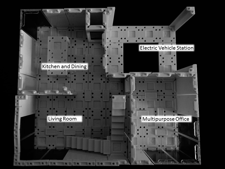 Plan View: First Floor