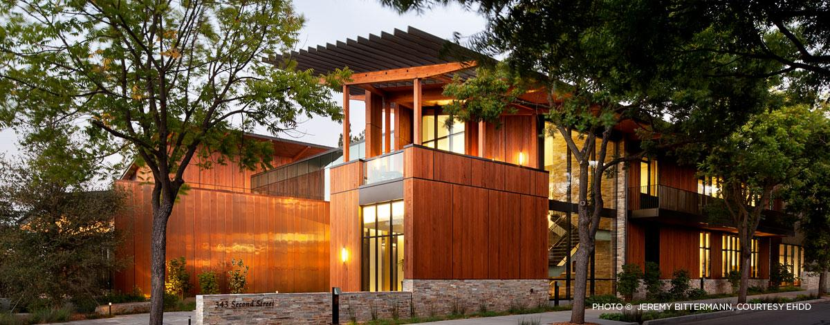 David & Lucile Packard Foundation Headquarters