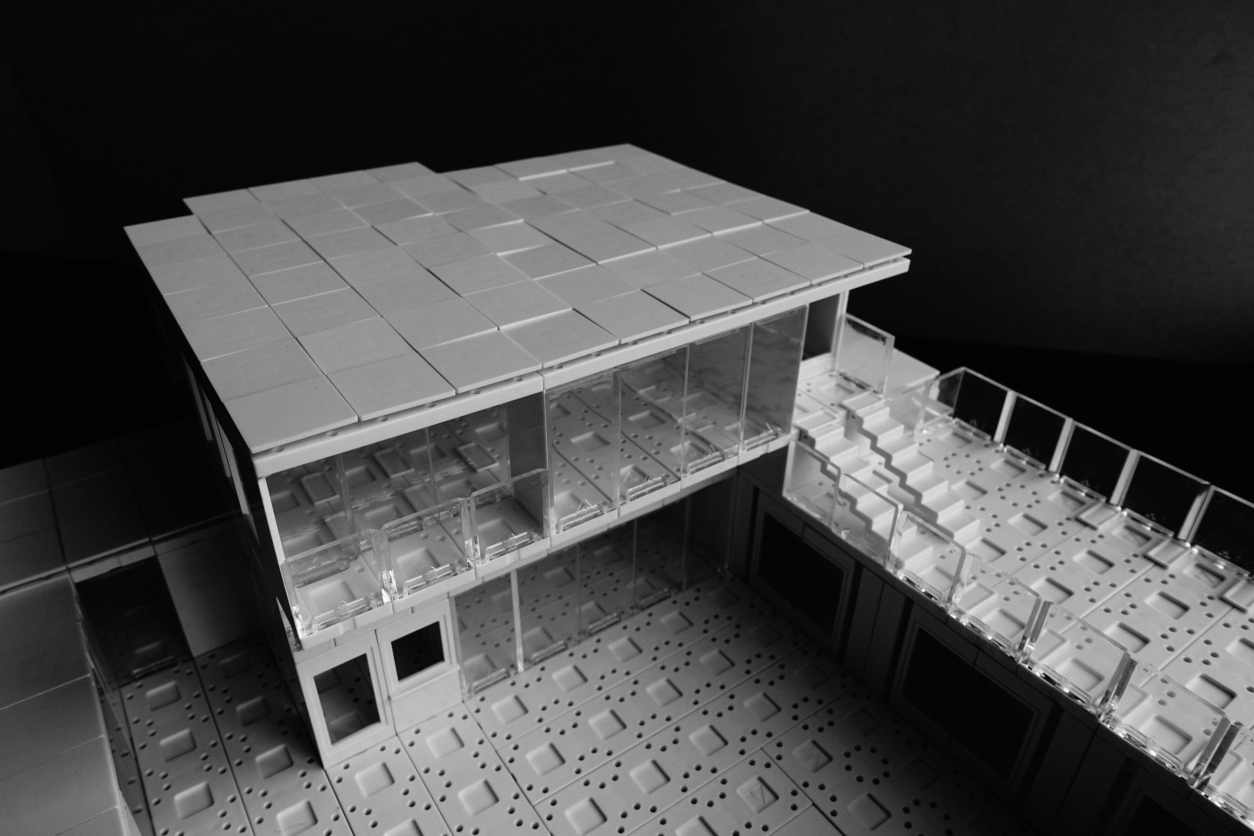 Arckit Model 35A - Second Floor