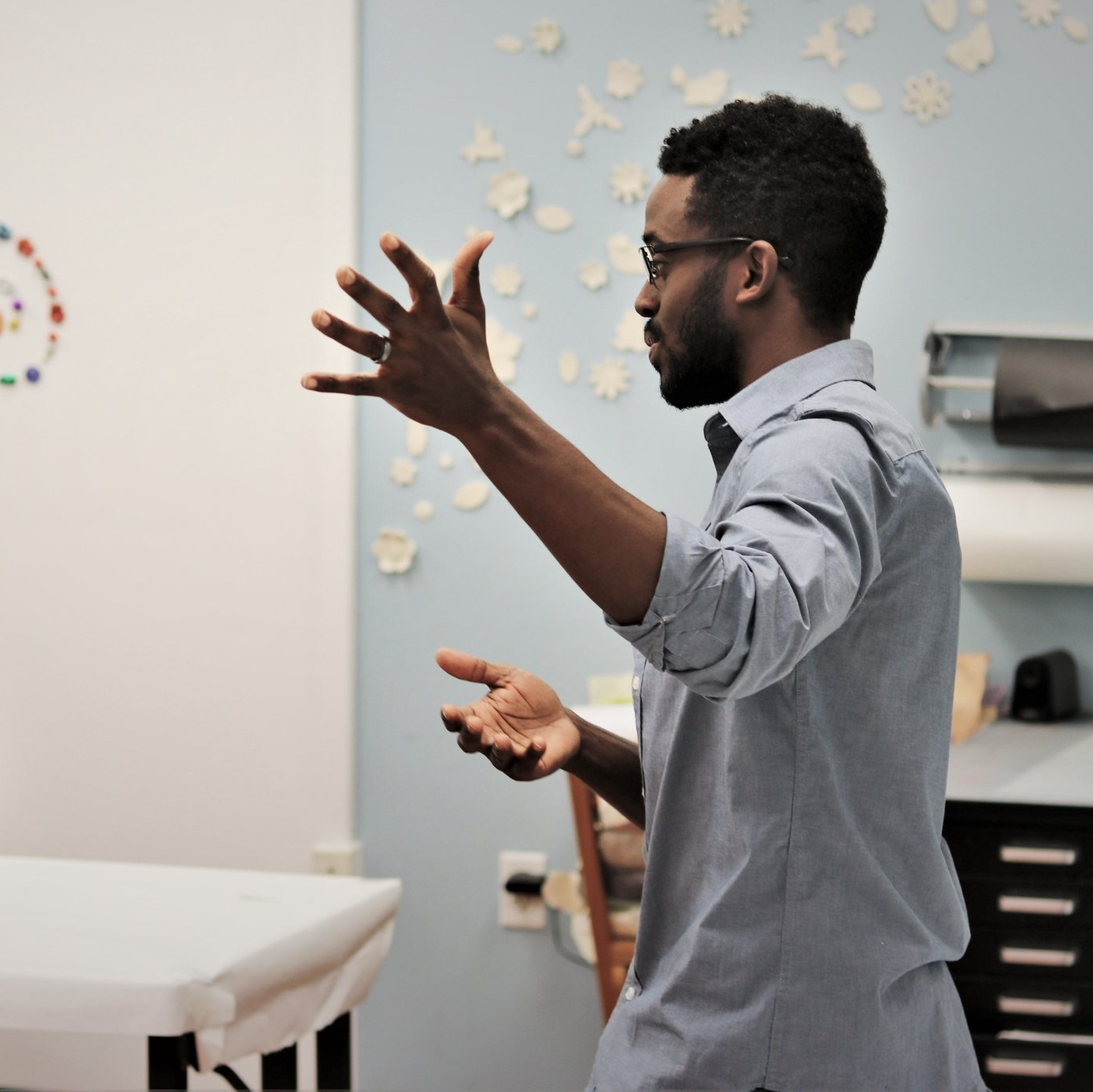 Marcus Monroe is an architect, educator and founder of the Young Architects Workshop. He is dedicated in inspiring today's youth to pursue careers in design with real world impact.