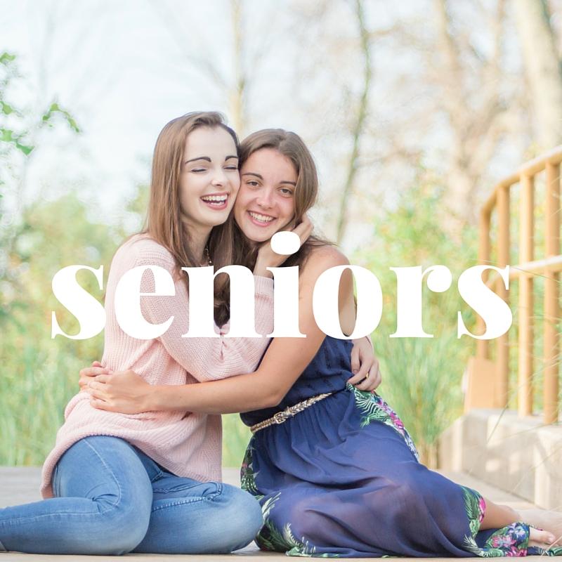 Senior portrait gallery from Sarah Borger, Michiana's best senior photographer
