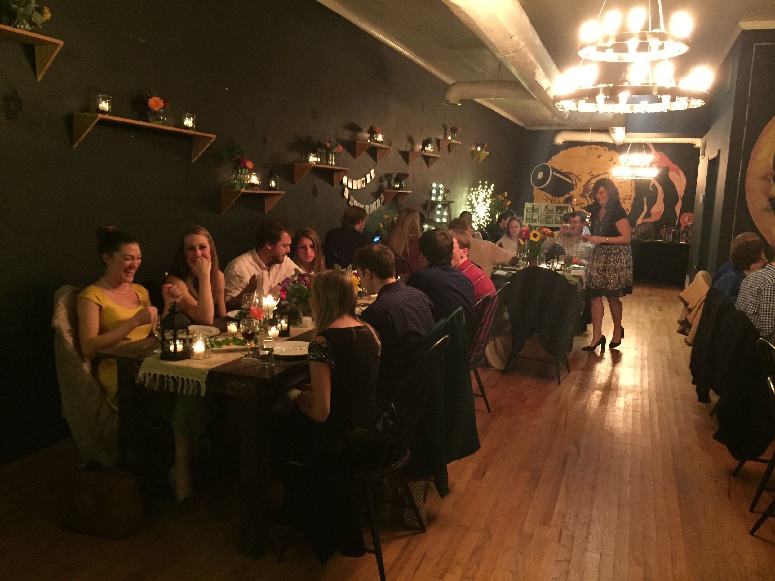 The Apothecary Event Space