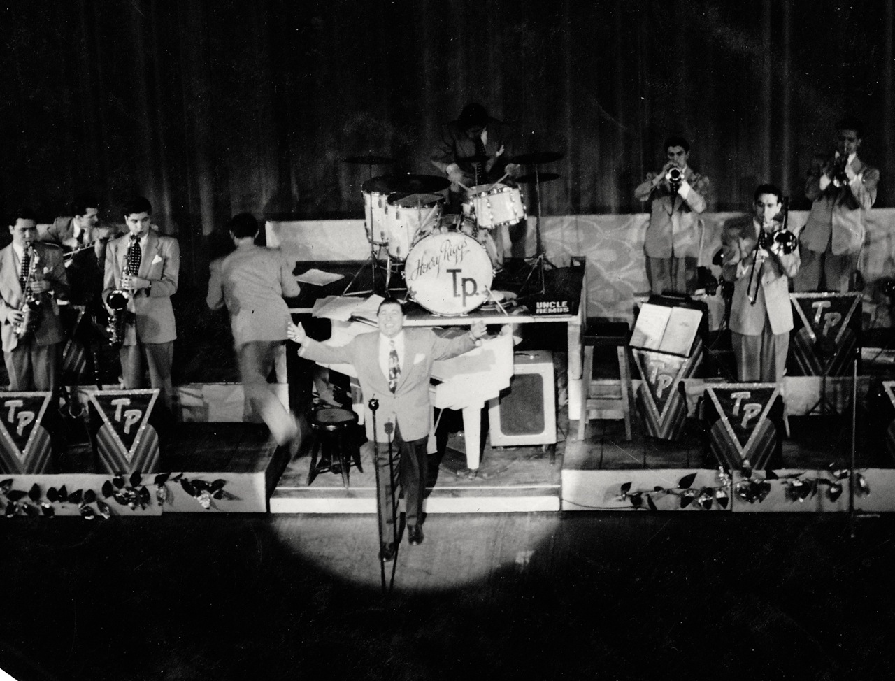 12. Tony Pastor's band at the Paramount Theatre.jpg