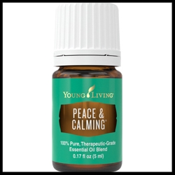 Del Mar Psychologist uses Peace and Calming blend
