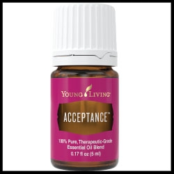 Acceptance Young Living Oils