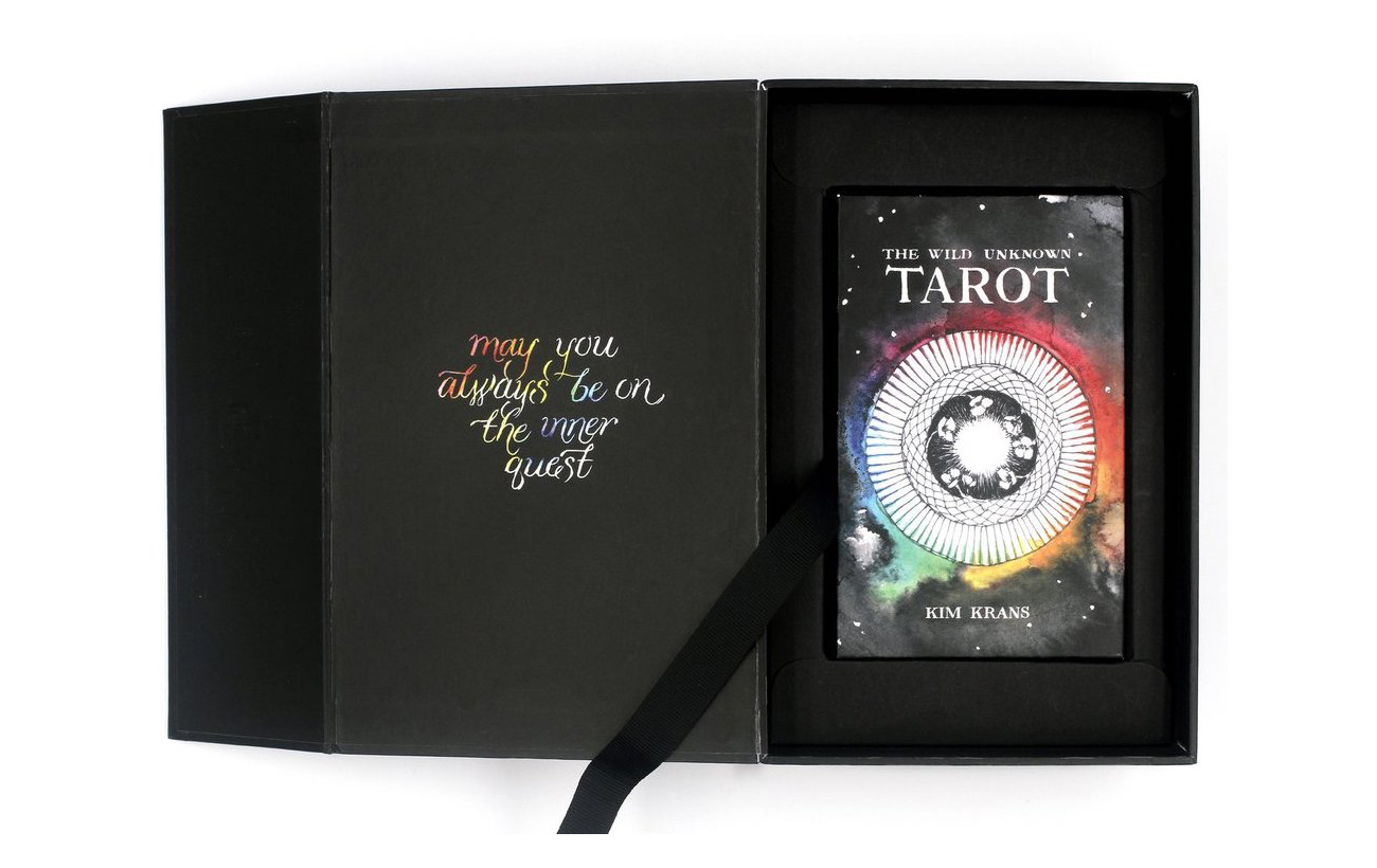The Wild Unknown Tarot Boxset