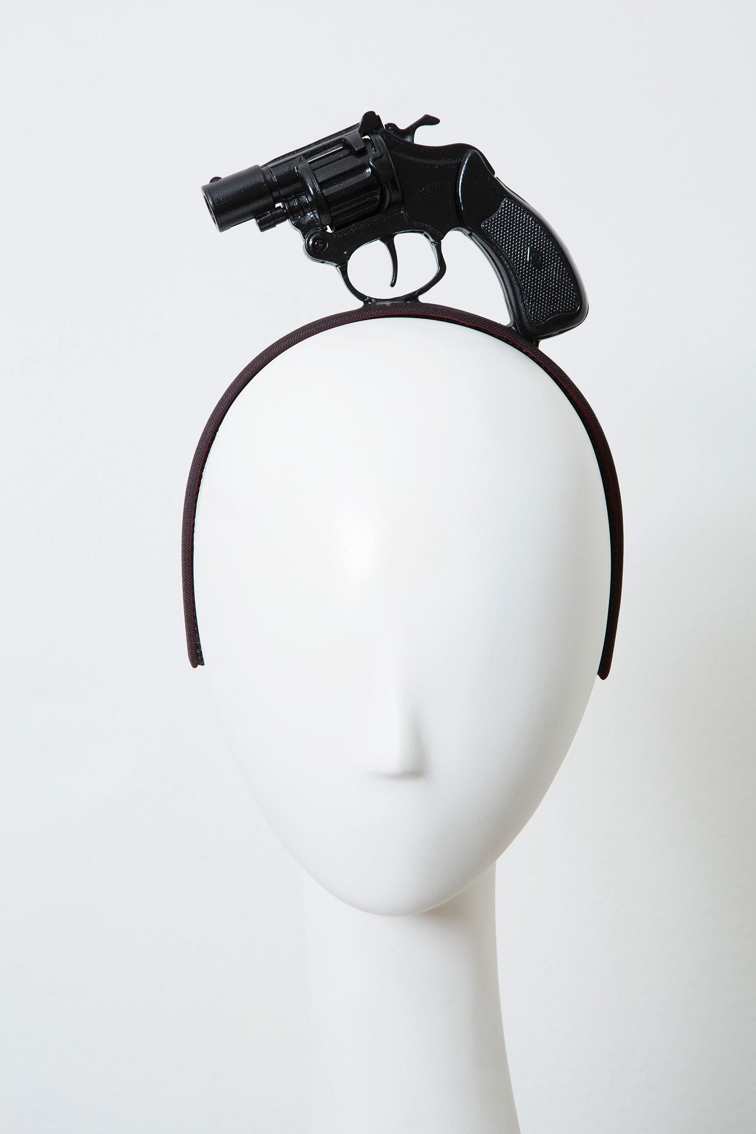 Gun Headdress I, 2010