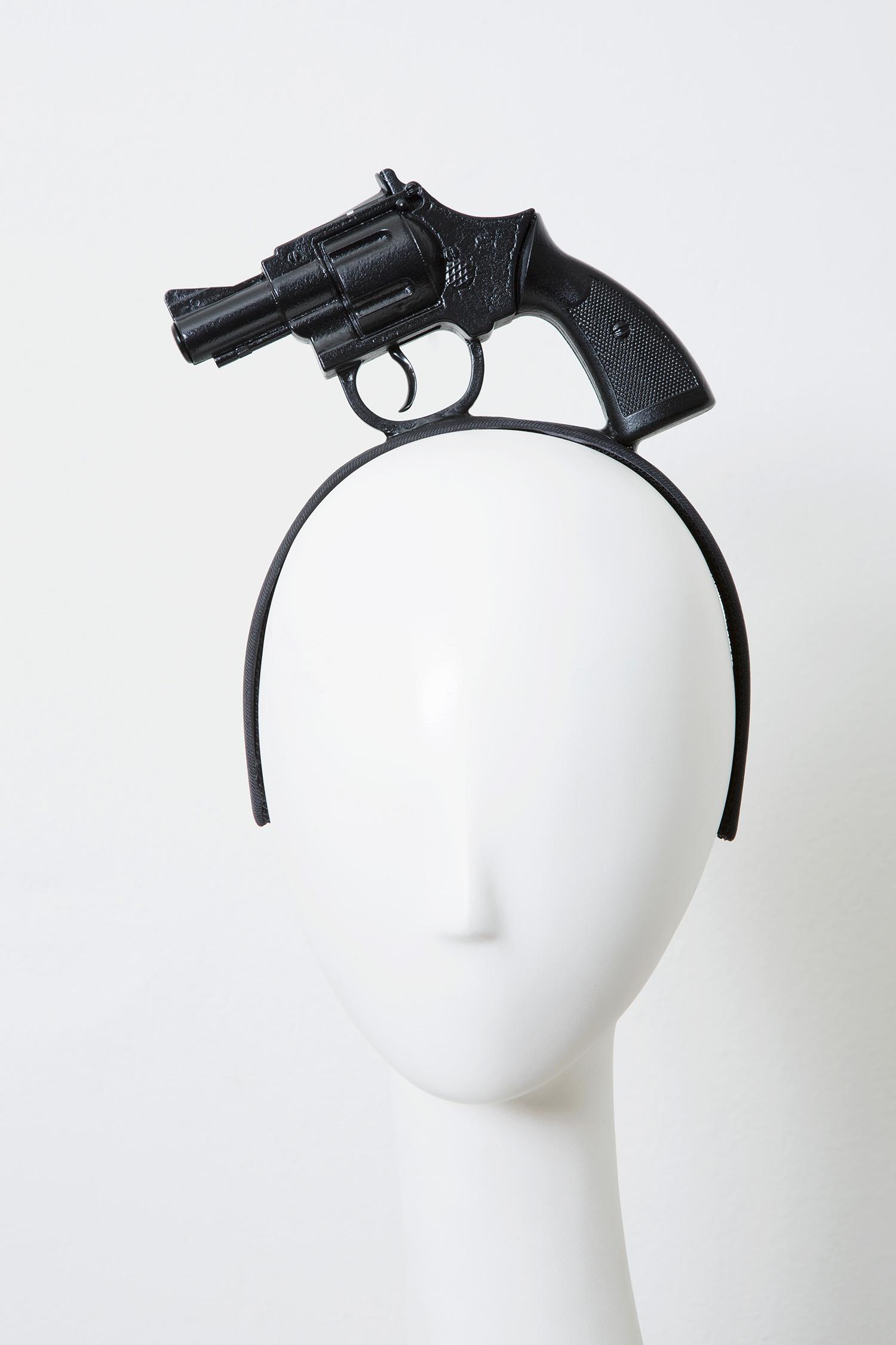 Gun Headdress II, 2010