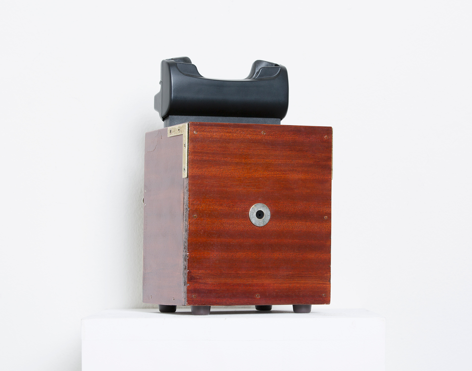 Recine 4x5 Pinhole Camera, 2000 (front)